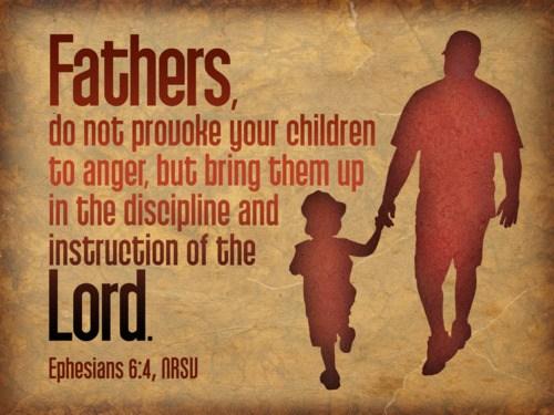 Ephesians 6-4